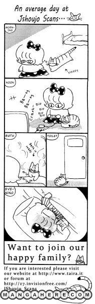 Oretachi ni Ai wa Nai 4.5 Page 1