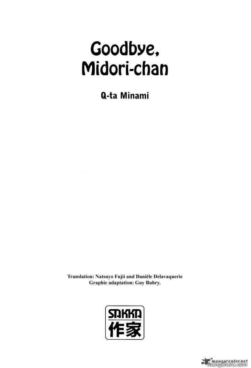 Goodbye Midori Chan 1 Page 2