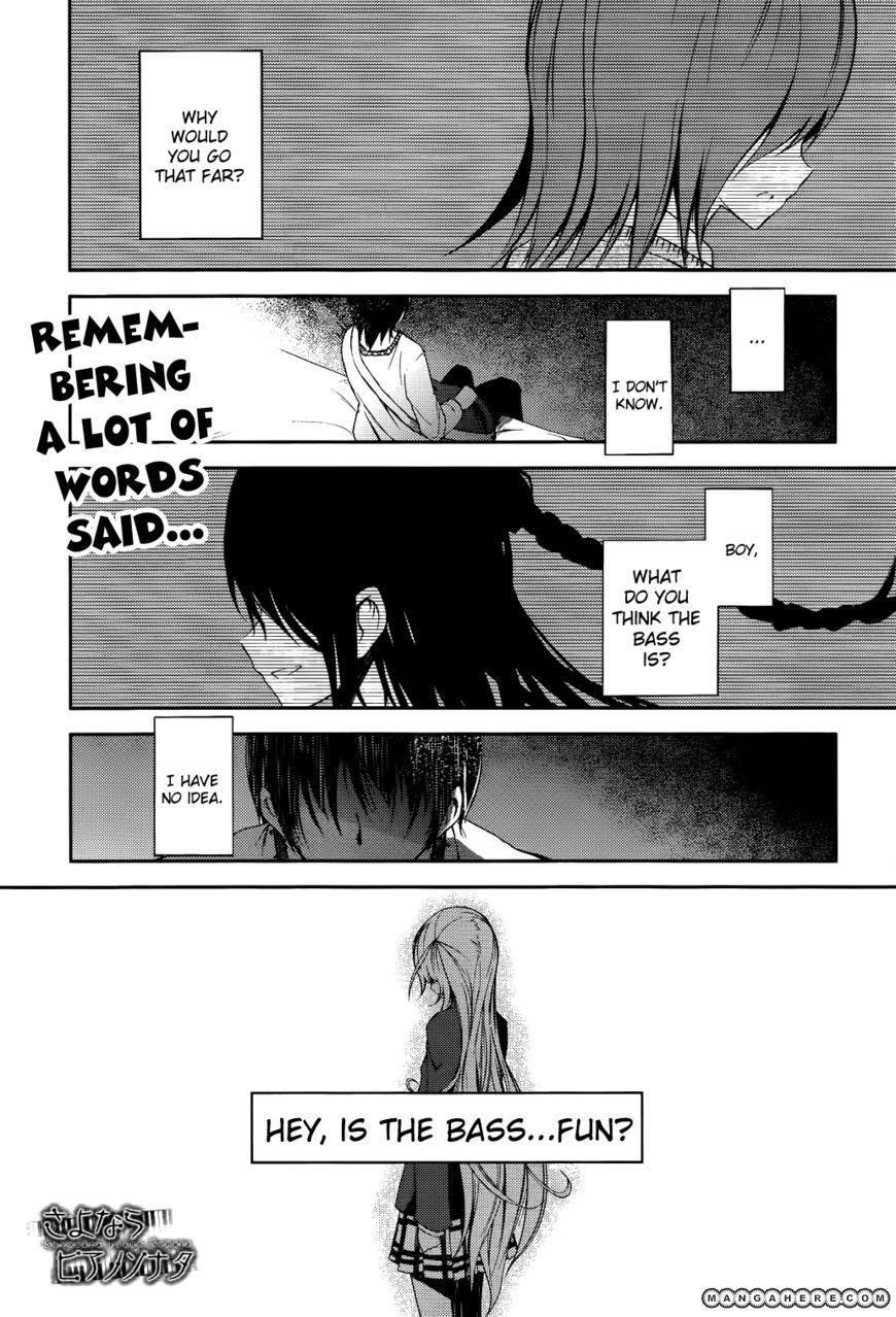 Sayonara Piano Sonata 7 Page 1