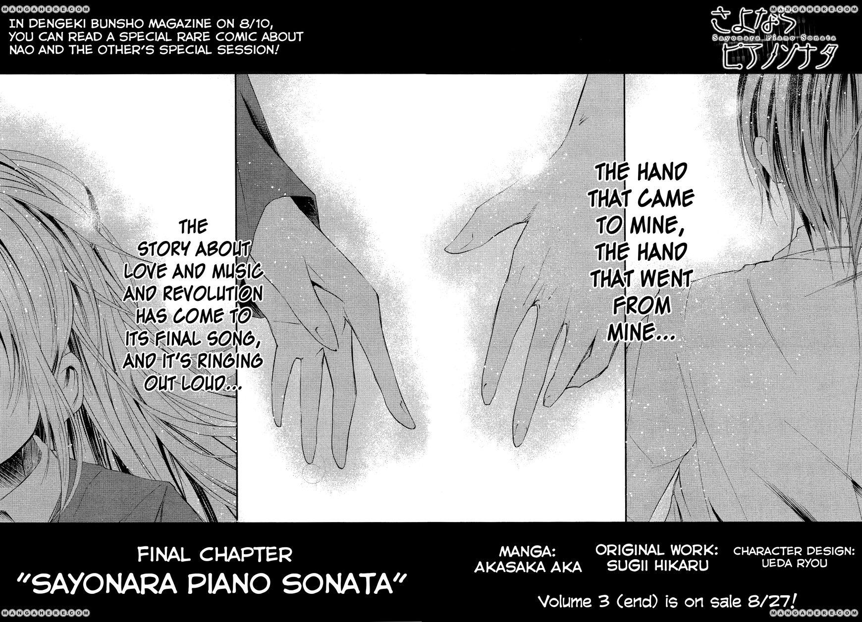 Sayonara Piano Sonata 16 Page 2