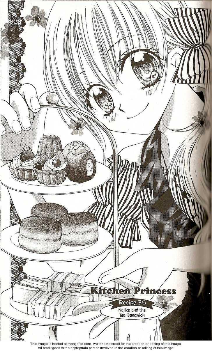 Kitchen Princess 35 Page 1