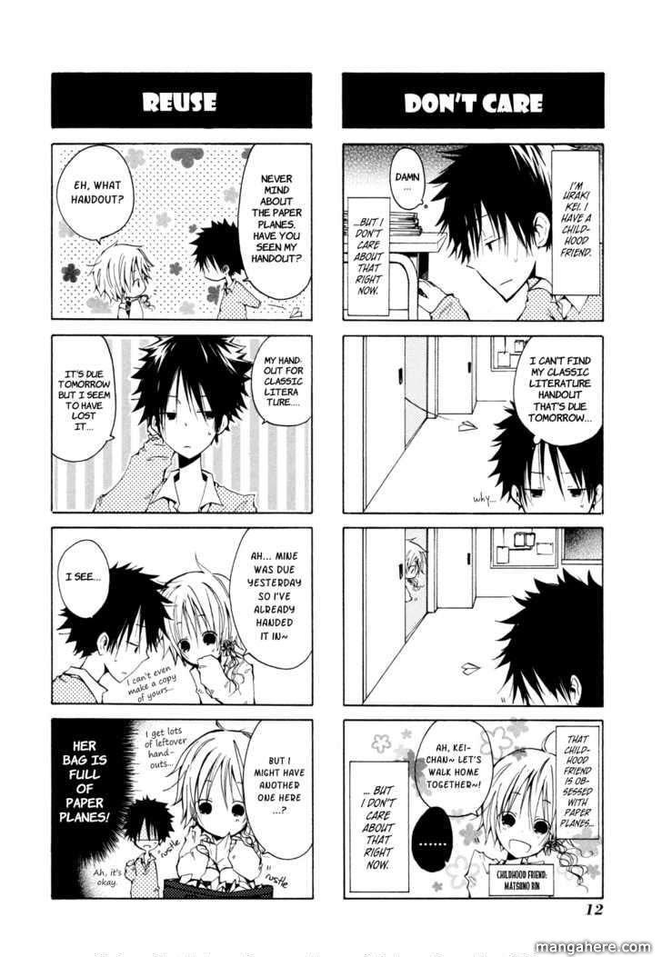 Kimi To Kami Hikoki To 0.3 Page 2