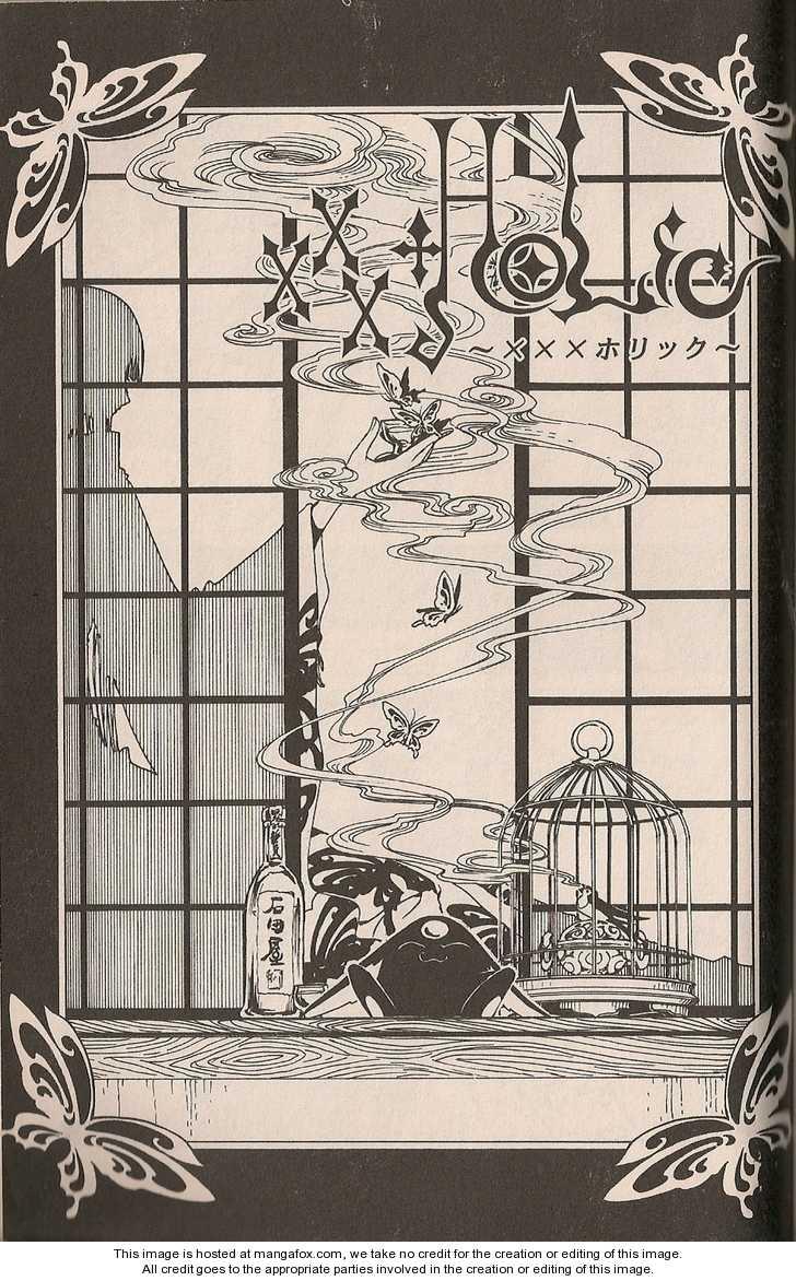 xxxHOLiC 108 Page 1