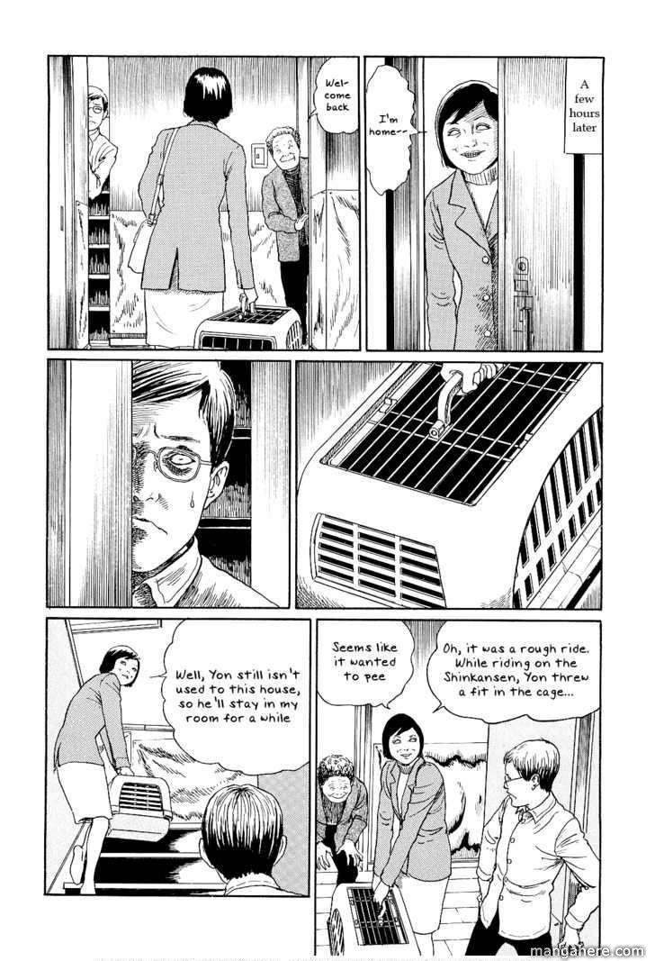 Itou Junji No Neko Nikki: Yon & Mu 2 Page 2