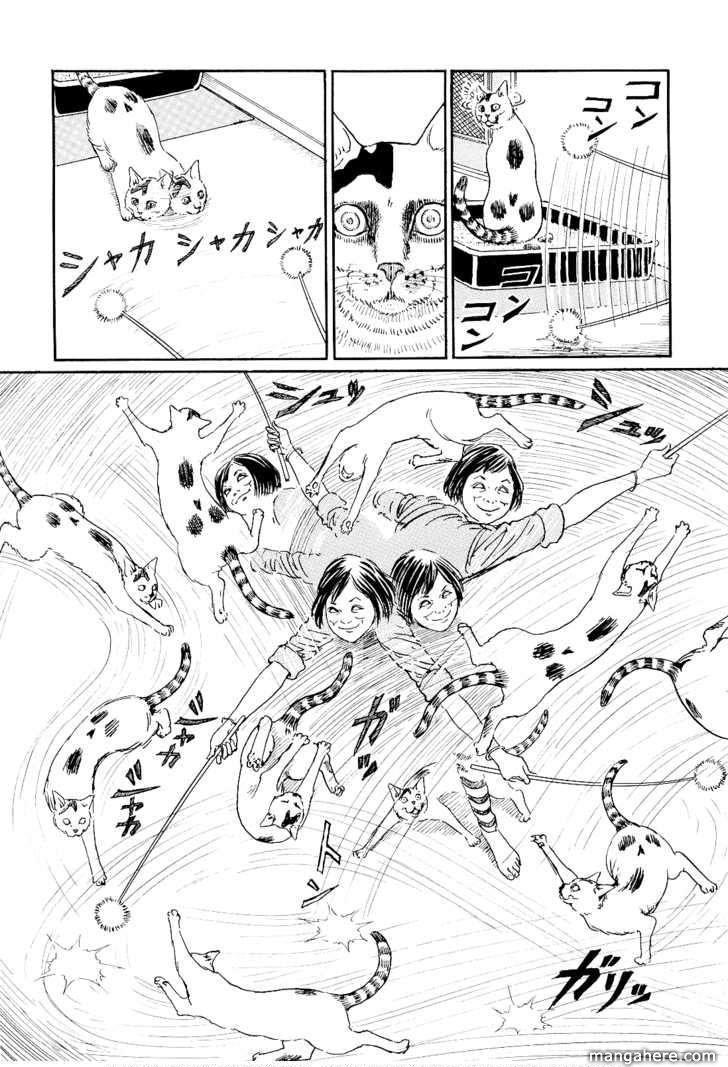 Itou Junji No Neko Nikki: Yon & Mu 3 Page 4
