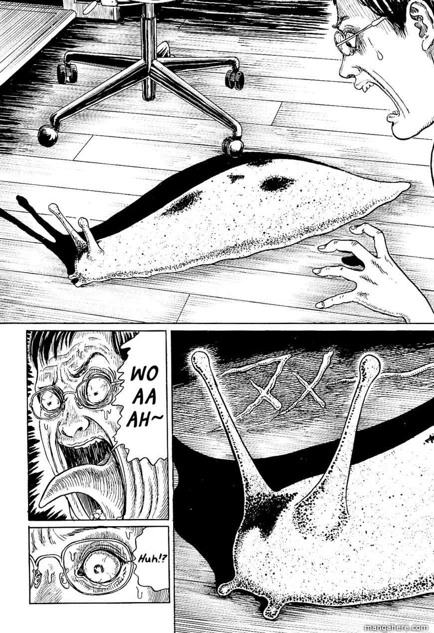 Itou Junji No Neko Nikki: Yon & Mu 5 Page 2