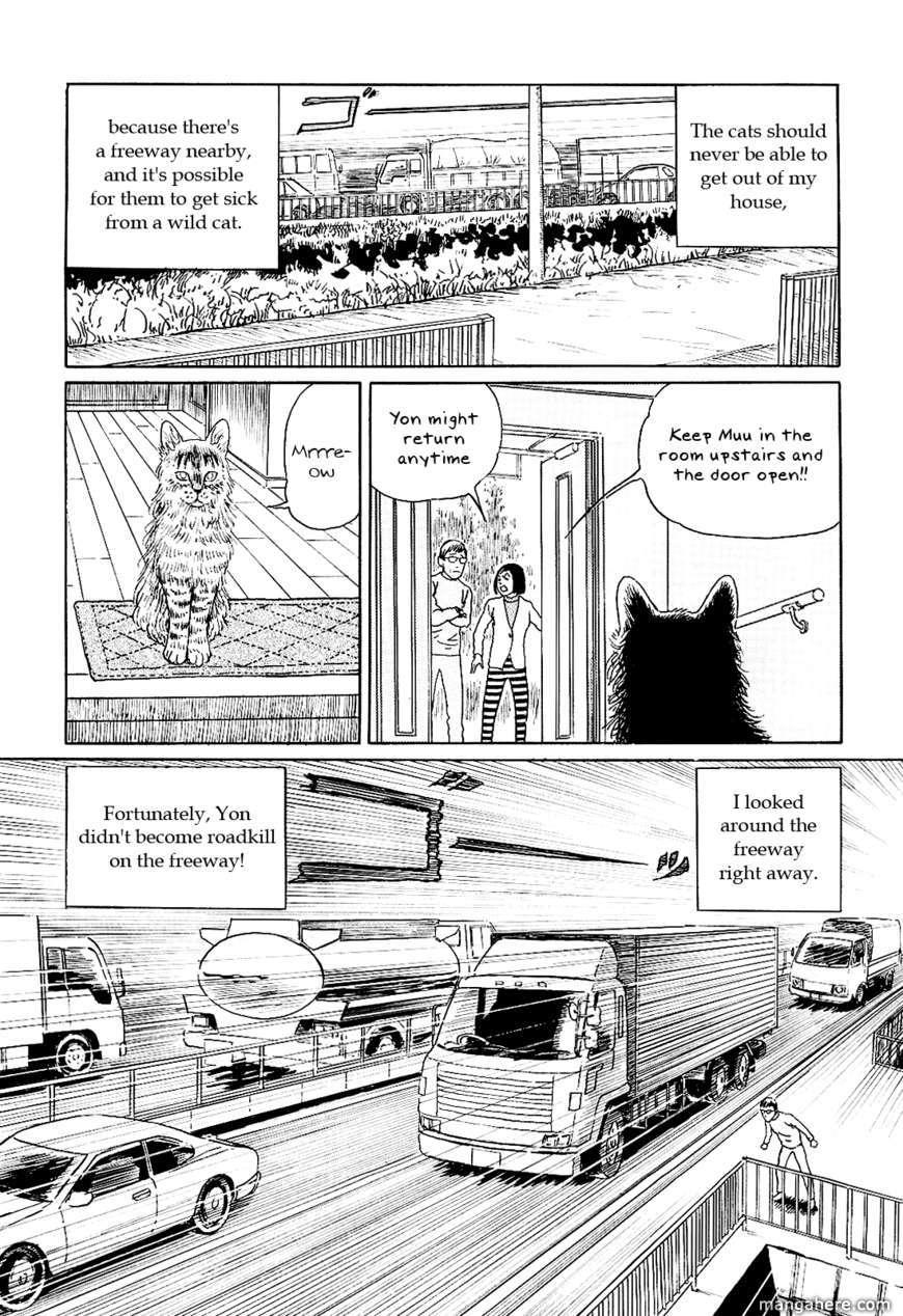 Itou Junji No Neko Nikki: Yon & Mu 6 Page 3