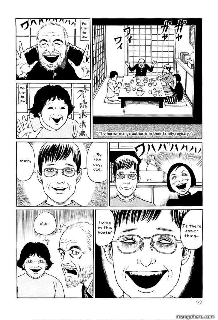 Itou Junji No Neko Nikki: Yon & Mu 9 Page 2