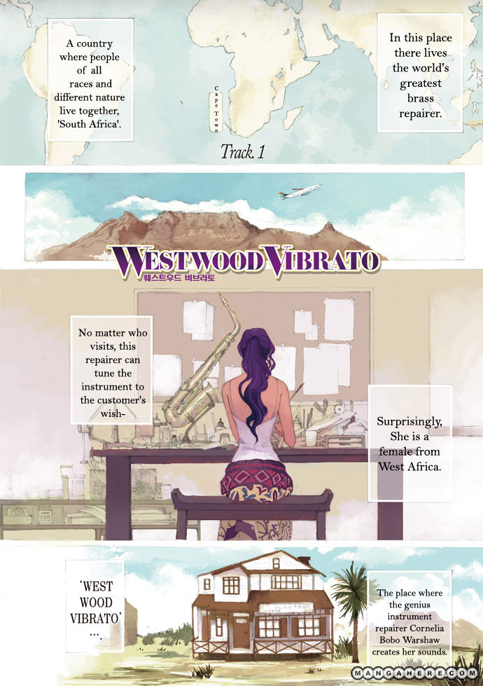 Westwood Vibrato 1 Page 1