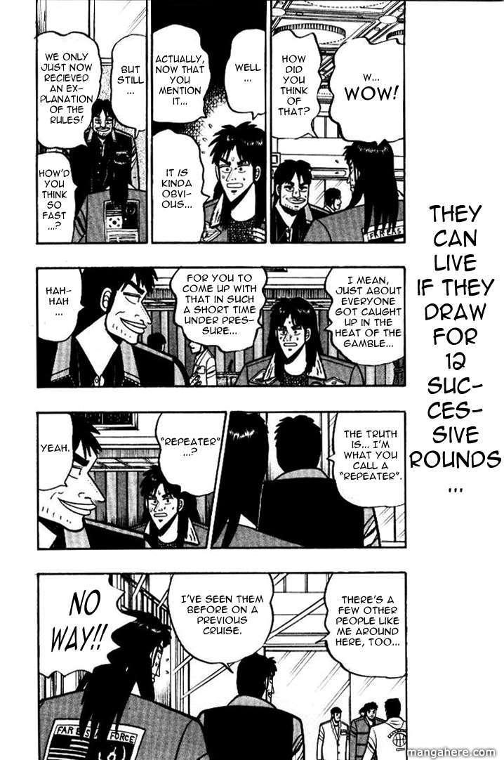 Tobaku Mokushiroku Kaiji 8 Page 2