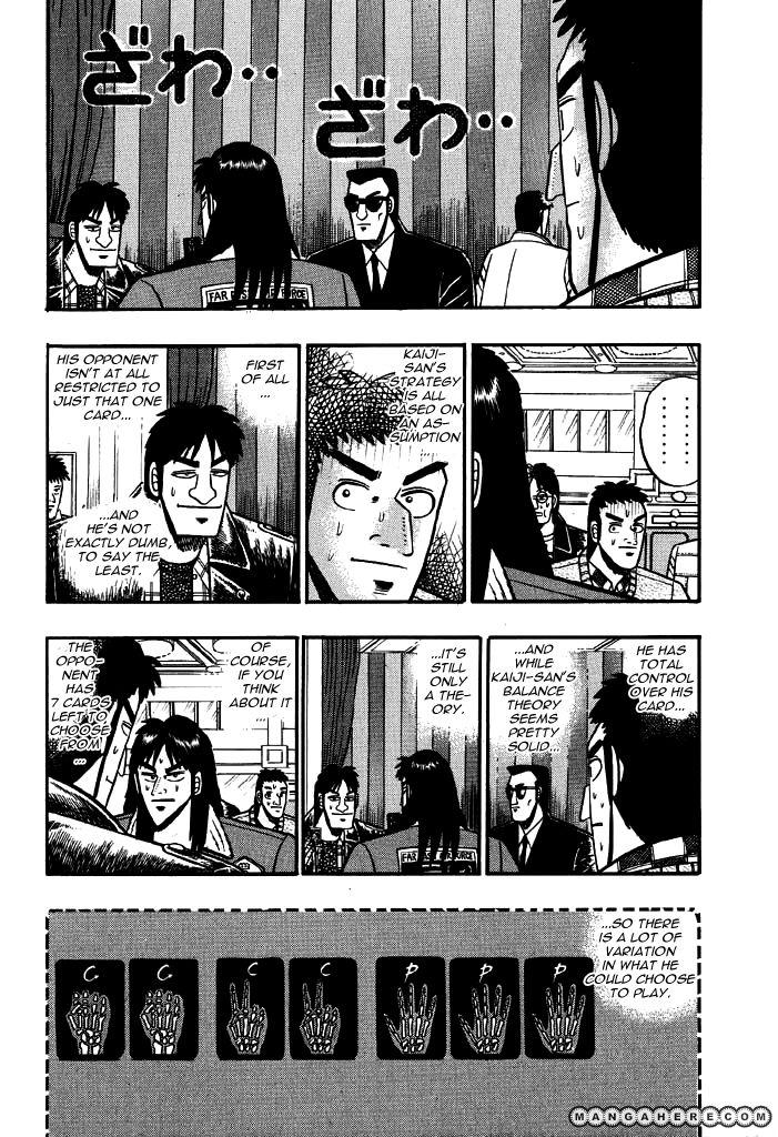 Tobaku Mokushiroku Kaiji 14 Page 2