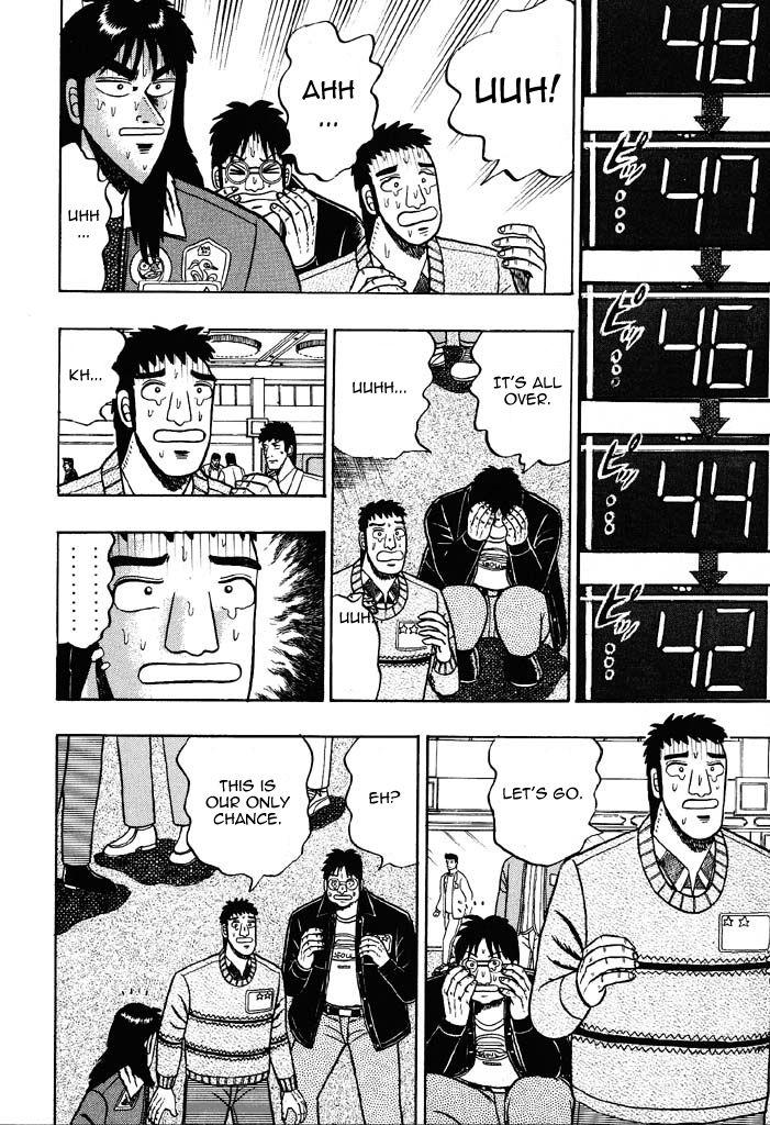 Tobaku Mokushiroku Kaiji 23 Page 2