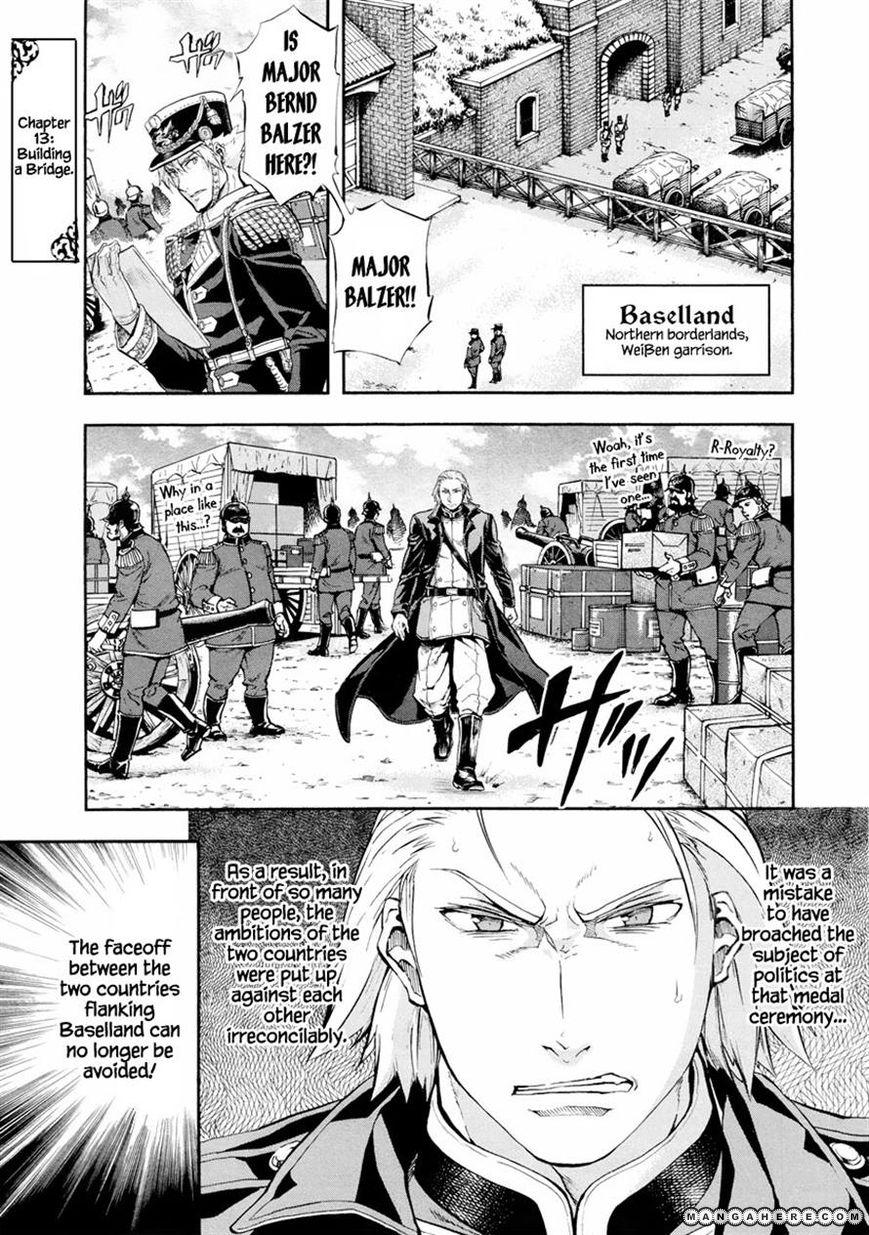 Gunka No Baltzar 13 Page 1