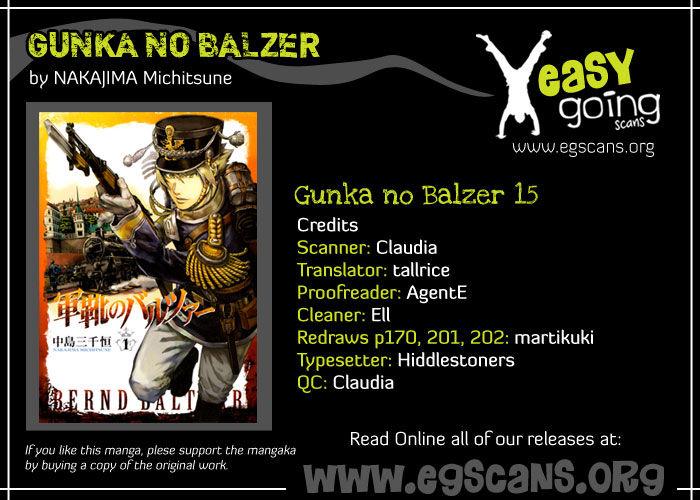 Gunka No Baltzar 15 Page 1
