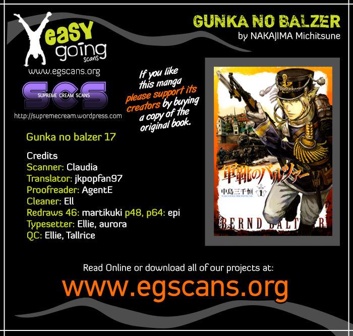 Gunka No Baltzar 17 Page 1