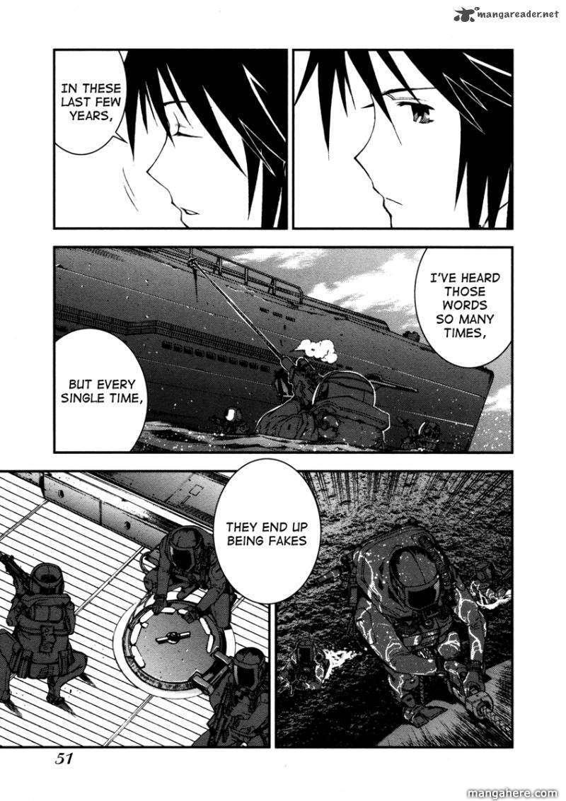 Aoki Hagane No Arpeggio 2 Page 3