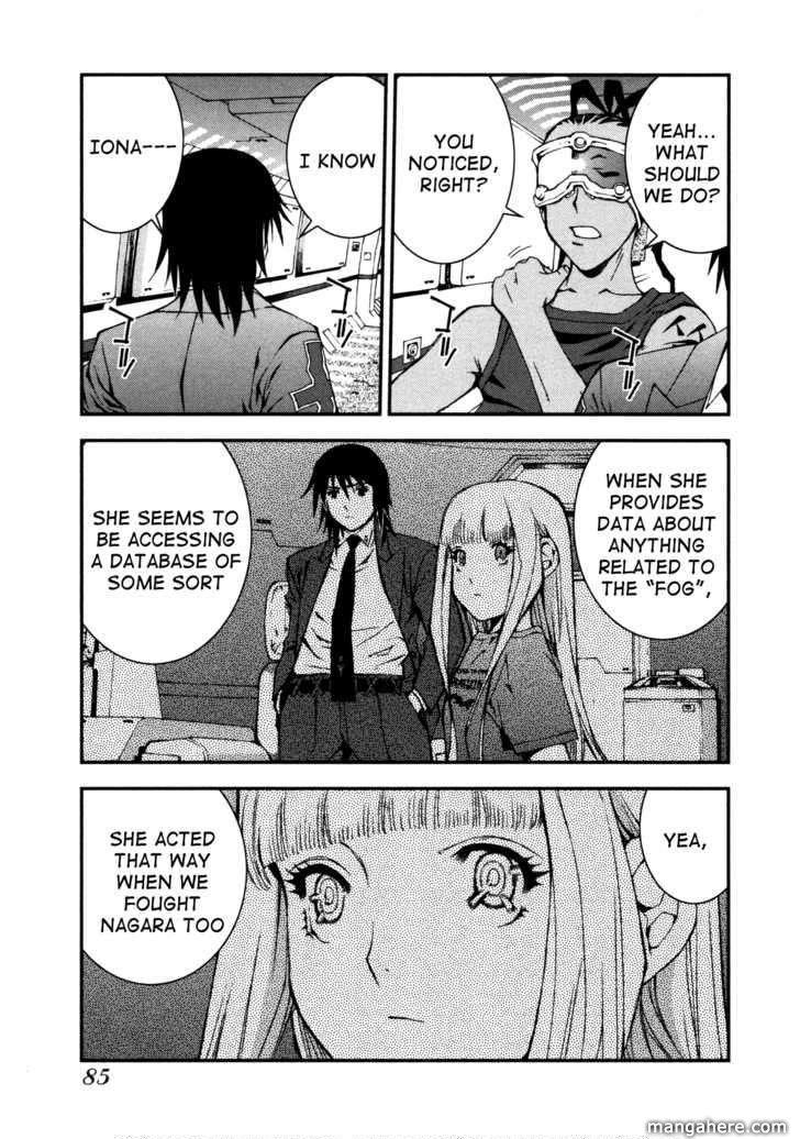 Aoki Hagane No Arpeggio 3 Page 3