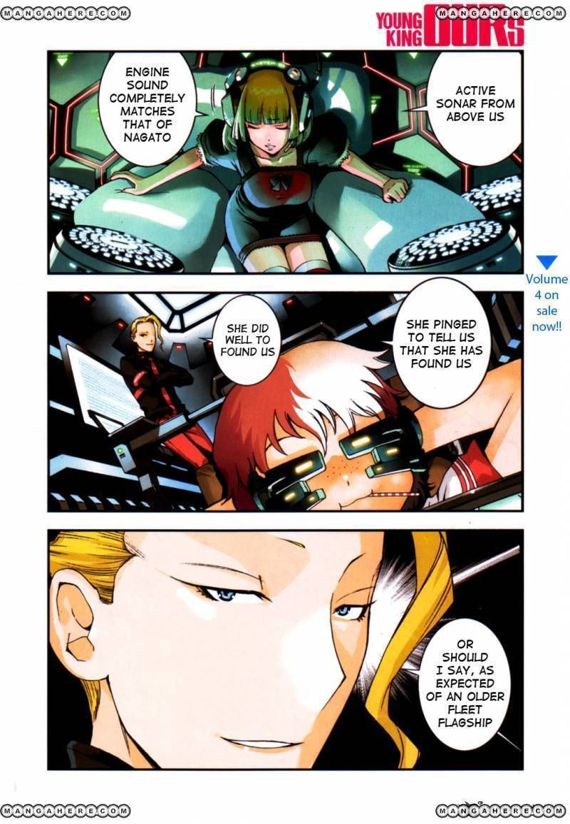 Aoki Hagane No Arpeggio 26 Page 4