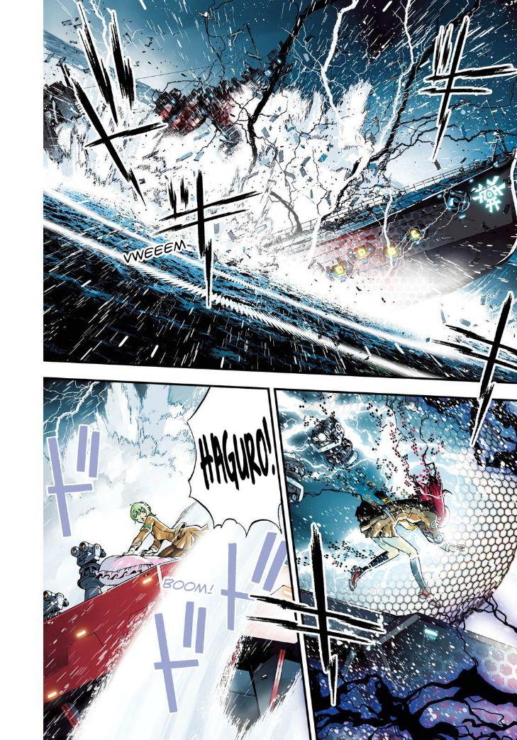 Aoki Hagane No Arpeggio 54 Page 2