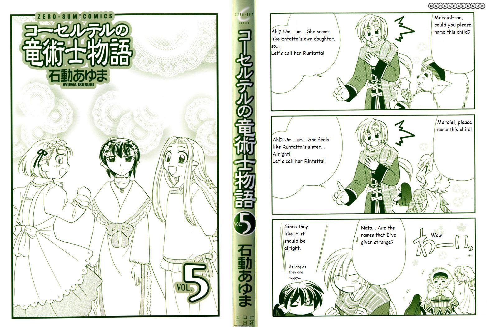 Corseltel No Ryuujitsushi Monogatari 37.5 Page 1