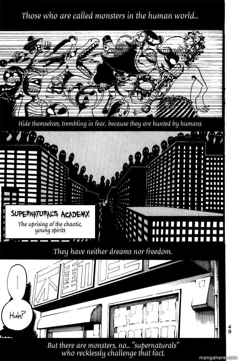 Choujin Gakuen 2 Page 2