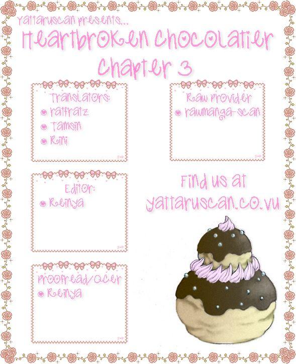 Shitsuren Chocolatier 3 Page 1
