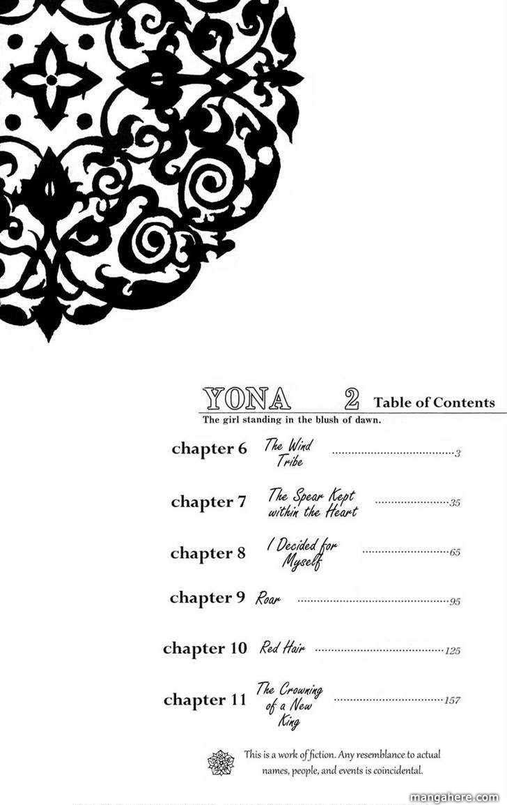 Akatsuki No Yona 6 Page 3