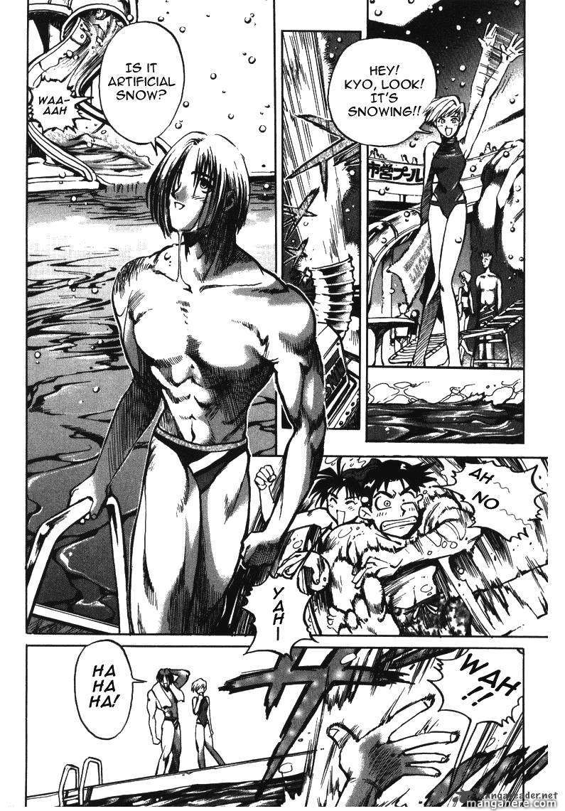 The King Of Fighters: Kyo 10 Page 2