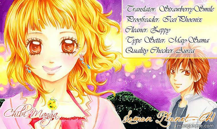 Lemon Planet 1 Page 1