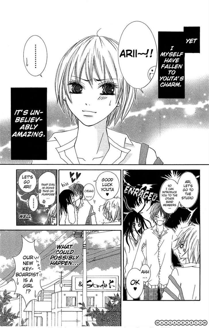 Aitte Yatsu wo Utatte Miyouka 2 Page 3