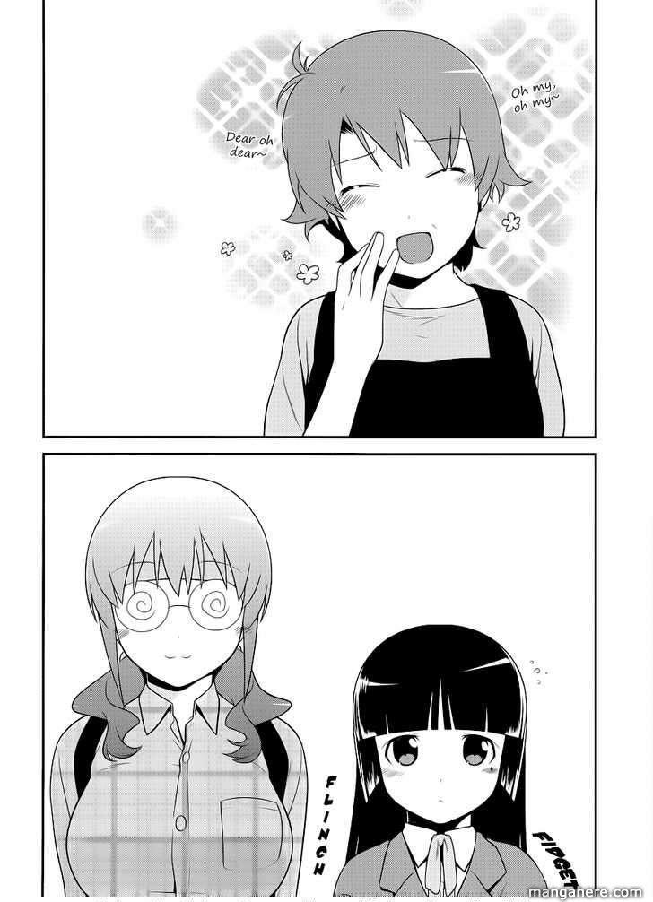Ore No Kouhai Ga Konna Ni Kawaii Wake Ga Nai 2 Page 3