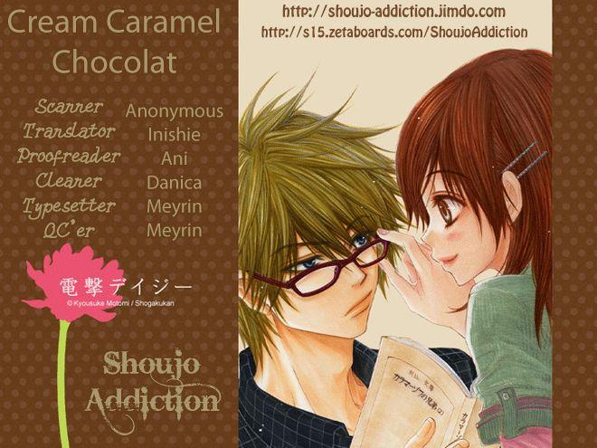 Cream Caramel Ichigo Milk 2 Page 1