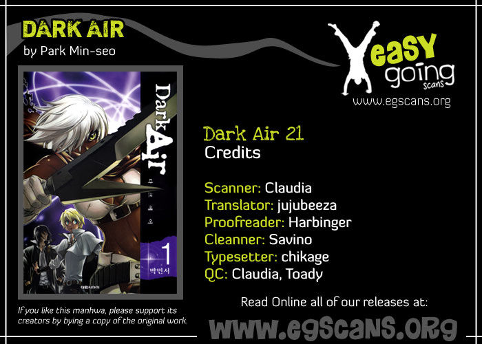 Dark Air 21 Page 1