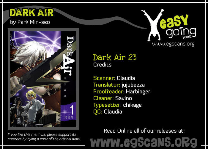 Dark Air 23 Page 1
