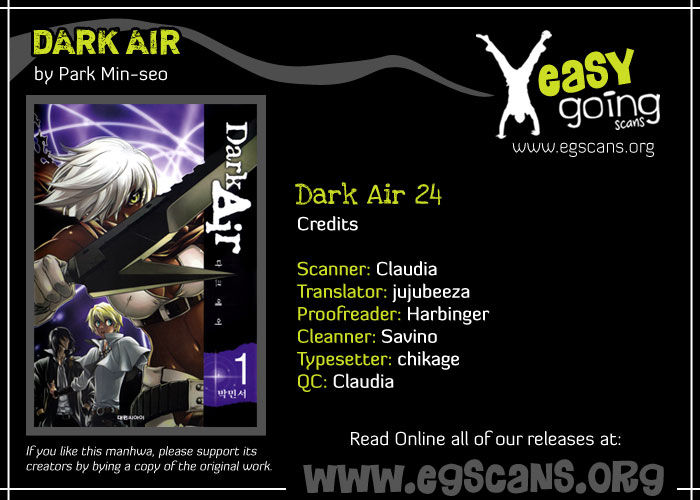 Dark Air 24 Page 1