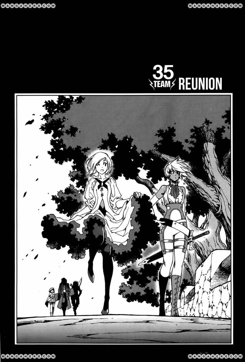 Dark Air 35 Page 1