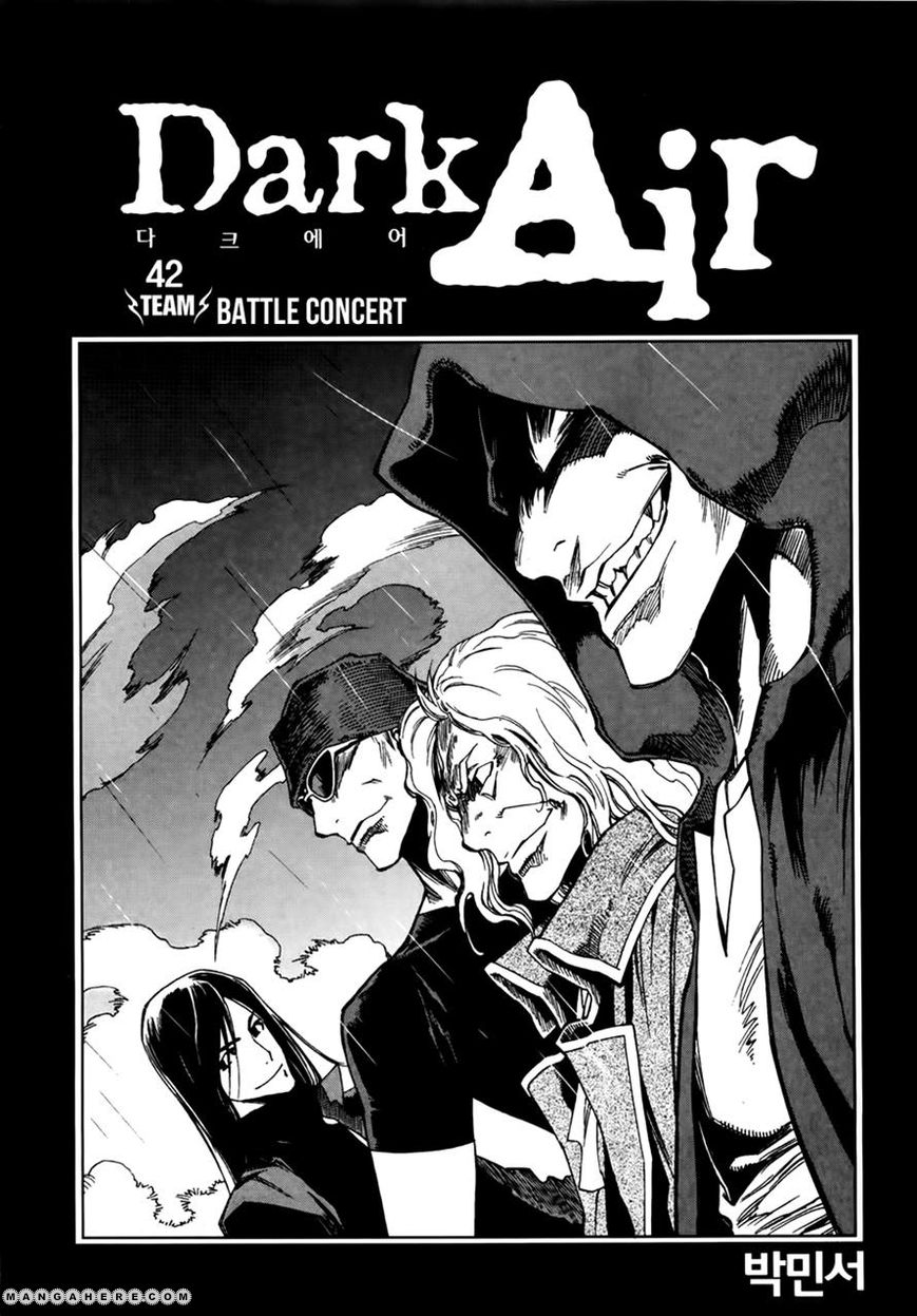 Dark Air 42 Page 1
