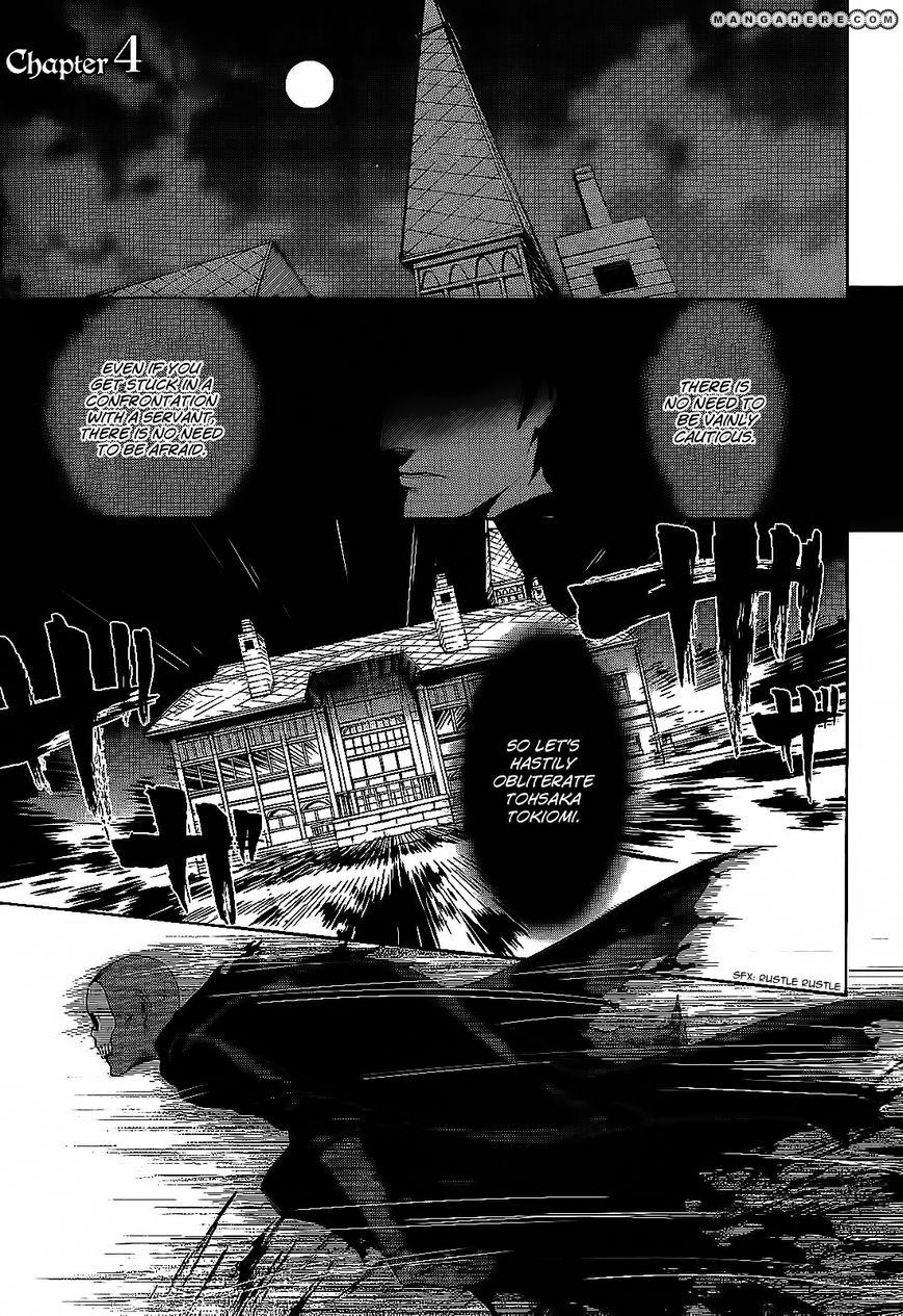 Fate/Zero 4 Page 2