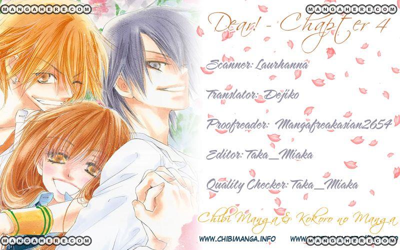 Dear! (Mitsuki Kako) 4 Page 1