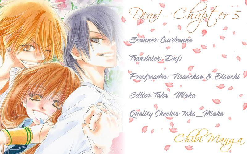 Dear! (Mitsuki Kako) 5 Page 1