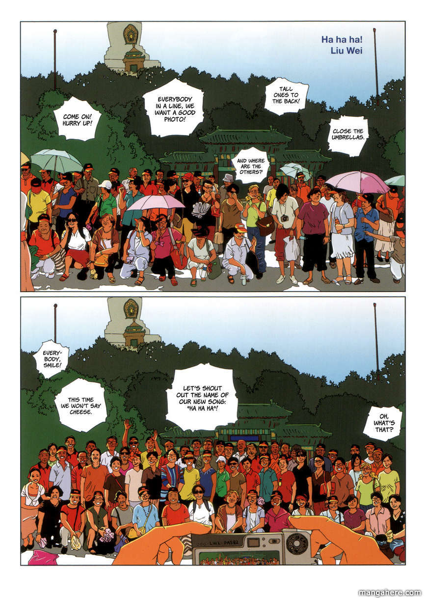 Beijing Chronicles 3 Page 1