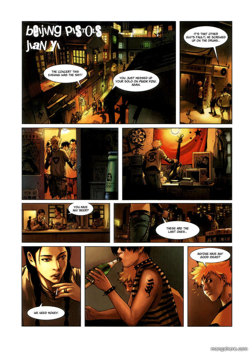 Beijing Chronicles 6 Page 1