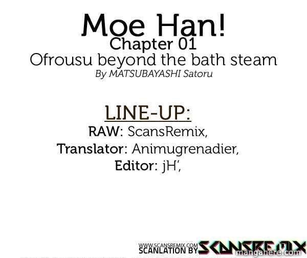 Moe Han! 1 Page 1
