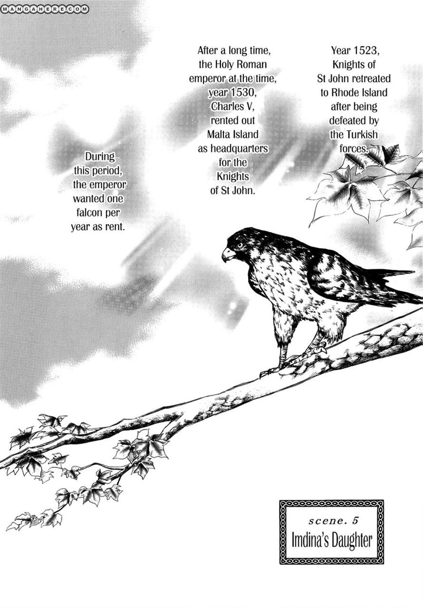 Umi No Kishidan 5 Page 2