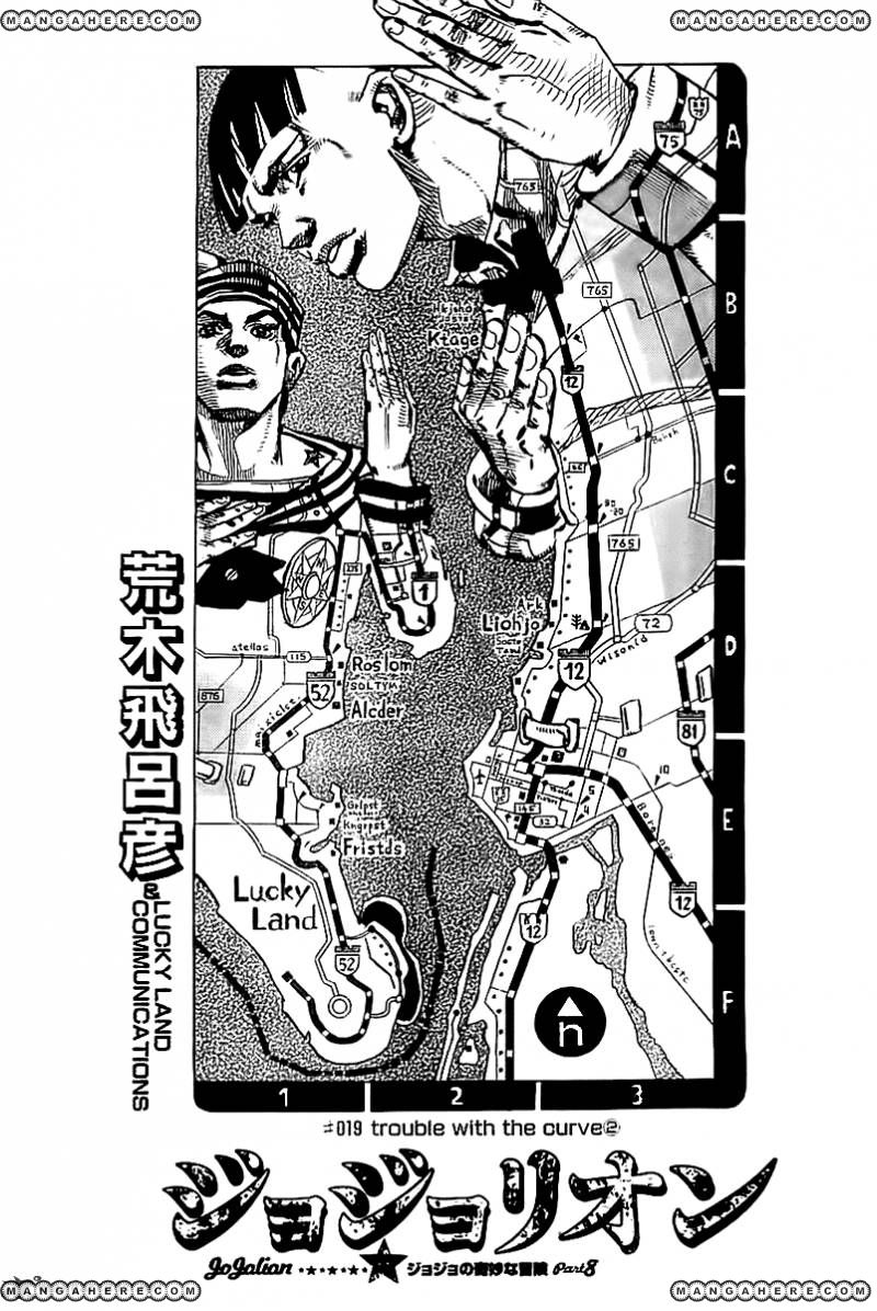 Jojos Bizarre Adventure Part 8 Jojolion 19 Page 2