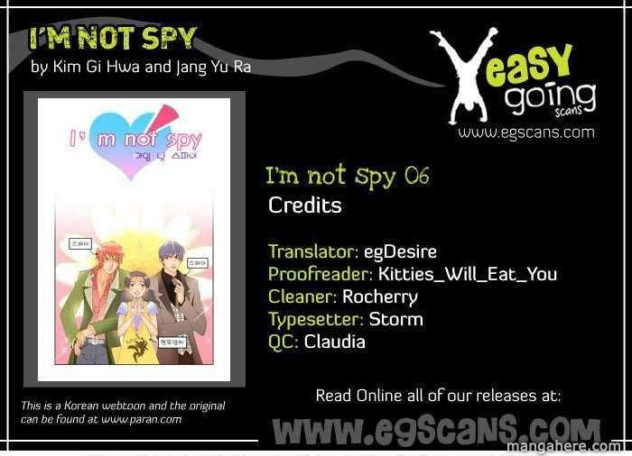 I'm not Spy 6 Page 1