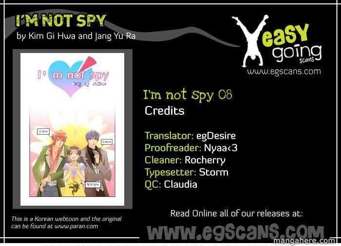 I'm not Spy 8 Page 1