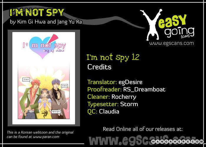 I'm not Spy 12 Page 1