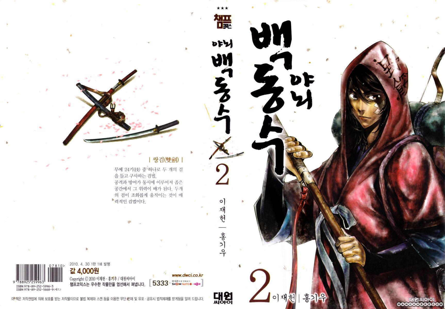 Honorable Baek Dong Soo 8 Page 1