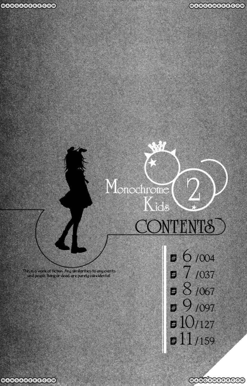 Monokuro Shounen Shoujo 6 Page 3